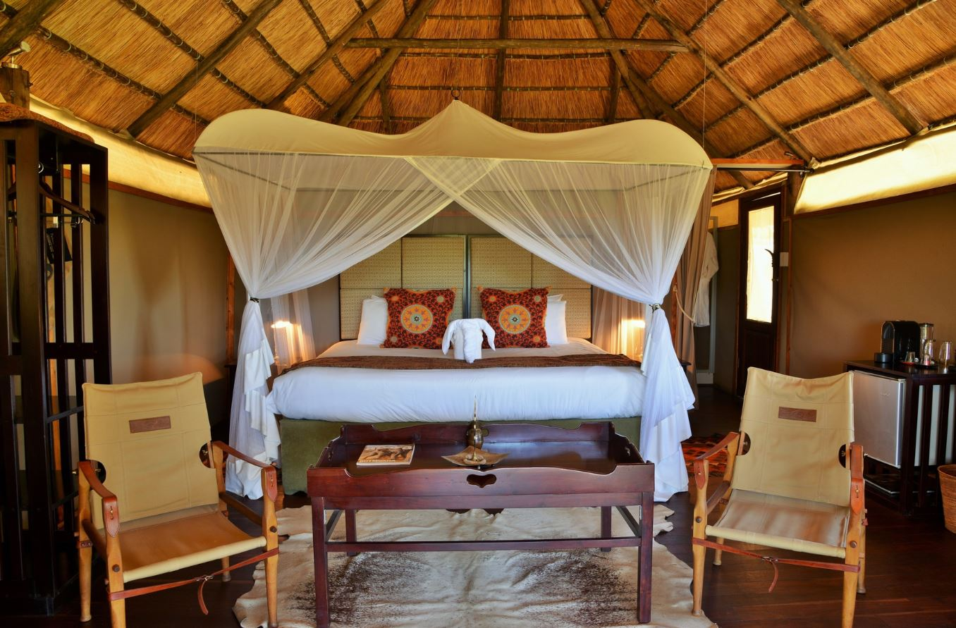 Khulu Bush Camp room