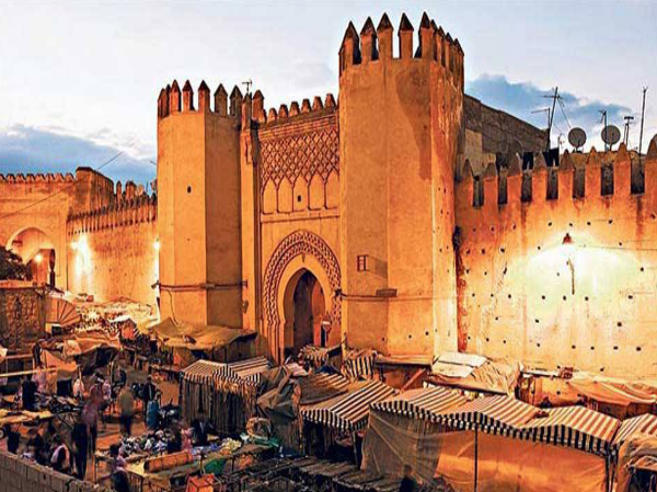 morocco imperial cities 600